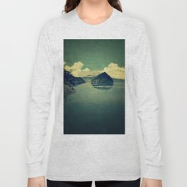 Distant Blues Long Sleeve T-shirt