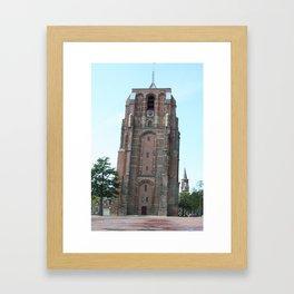 Oldehove Framed Art Print