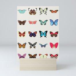 Butterflies Mini Art Print