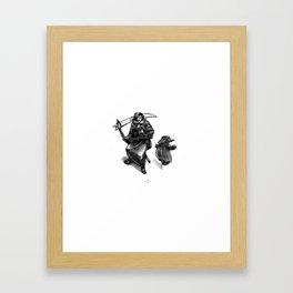 Constance Aberdeen  Framed Art Print