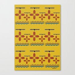 Albuquerque Days Canvas Print