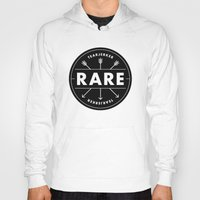 rare Hoodies featuring Rare by Taylor Shute