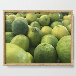 Limes Serving Tray