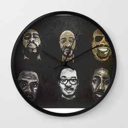 Bell Boys Wall Clock