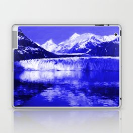 Glacier Bay Blue Laptop & iPad Skin