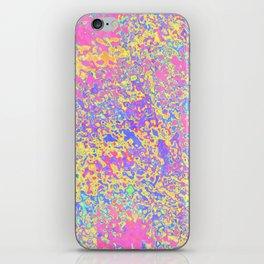 pink brownie iPhone Skin