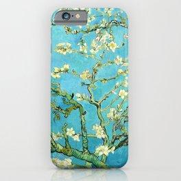 Vincent Van Gogh Almond Blossoms iPhone Case