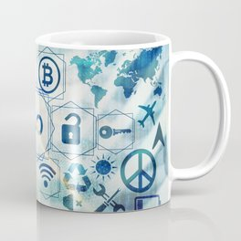 media technologies Coffee Mug