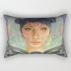 Those Who Came First Rectangular Pillow