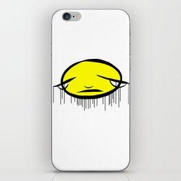 Lemonhead iPhone Skin