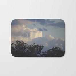 Mountains or Clouds? Bath Mat