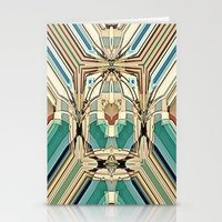 supreme Stationery Cards featuring Supreme by Fringeman