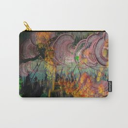 Witchers Rose Carry-All Pouch