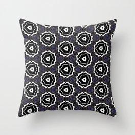 FLOWER$ Throw Pillow