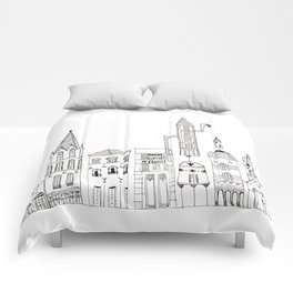 Magic World Comforters