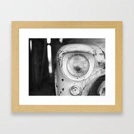 Vintage Ride Framed Art Print