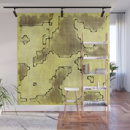 fantasy dungeon maps 8 Wall Mural