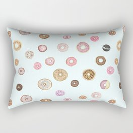 DONUT LOVE Rectangular Pillow