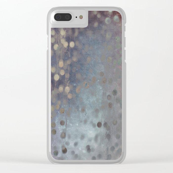 Random Clear iPhone Case
