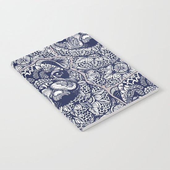 MANDALA OF PUG Notebook