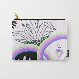 Rainbow Slime Terrarium - Version 2 Carry-All Pouch