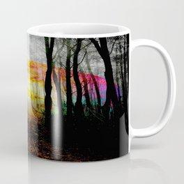 Rainbow Path To Imagination Coffee Mug