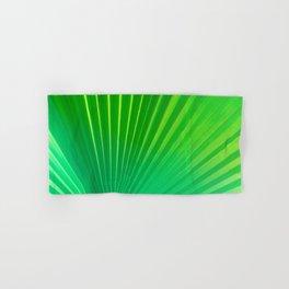 Palm Tree Leaf Hand & Bath Towel