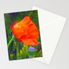 Ode of Remembrance Stationery Cards