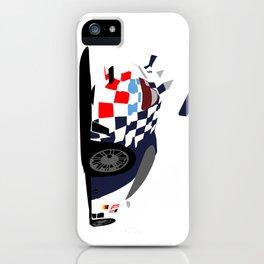 E46 M3 GTR iPhone Case