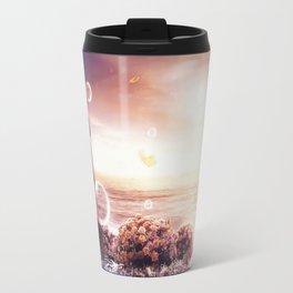 You're burst into my heart Travel Mug