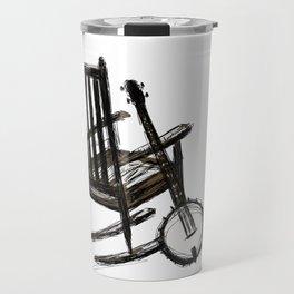 Grandma's Banjo Travel Mug