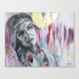 Dani Canvas Print