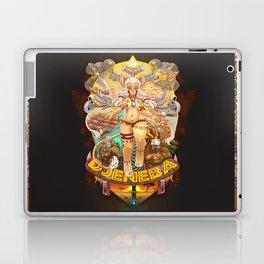 Djeneba Spiritum Laptop & iPad Skin