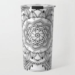 Mandala No. 3 Travel Mug