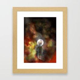 Koa Kosmic Framed Art Print