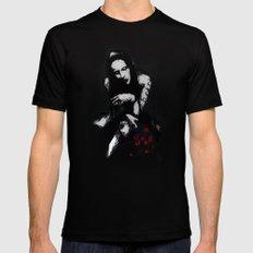 Antichrist Superstar II LARGE Mens Fitted Tee Black