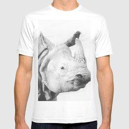 Indian Rhino T-shirt