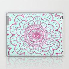 blue&pink Laptop & iPad Skin