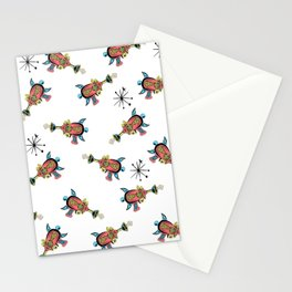 Ray's Gun Stationery Cards