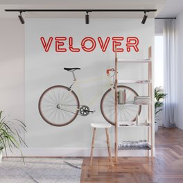 VeLover – Racer – June 12th – 200th Birthday of the Bicycle Wall Mural