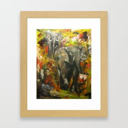 To Grow Framed Art Print