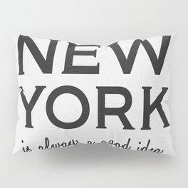 New York 01 Pillow Sham