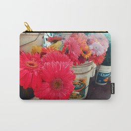 Flowers market Carry-All Pouch