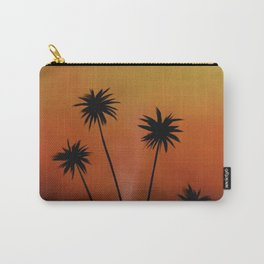 Tropical Fire Carry-All Pouch
