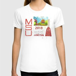2018 MSU Game Day - The Junction T-shirt