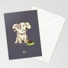 Cerberus Puppy Stationery Cards