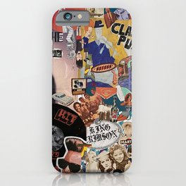 The K Groove iPhone Case