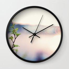 Colourful Wall Clock