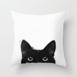 Are you awake yet? Throw Pillow