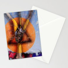Credence Time Over  Stationery Cards